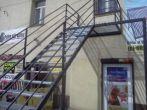 2 schody, konstrukcje, kowalstwo artystyczne, kielce - Kowalstwo Artystyczne Kielce KOW-MET
